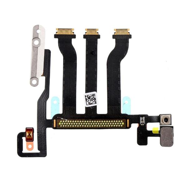 Apple Watch 3 38mm - LCD Flex & Home Button & Microphone