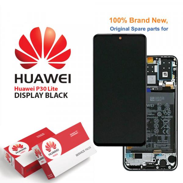 Huawei P30 Lite Genuine LCD