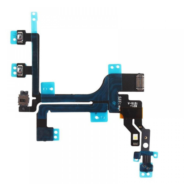 Replacement Power & Volume Flex For IPhone 5C