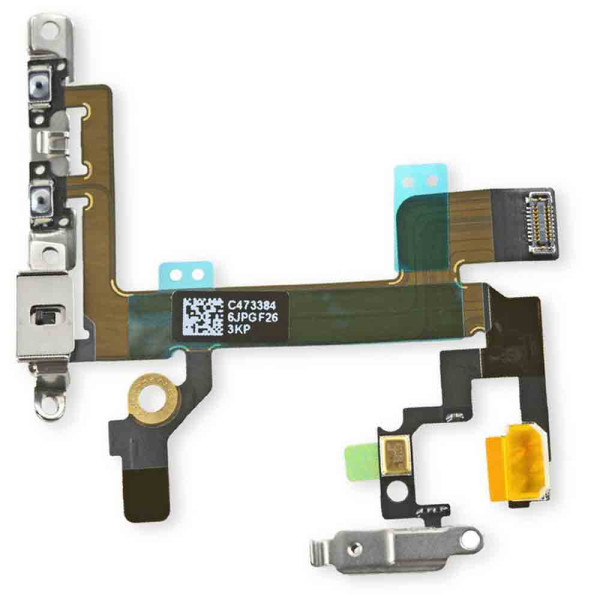 Replacement Power & Volume Flex for iPhone 5S