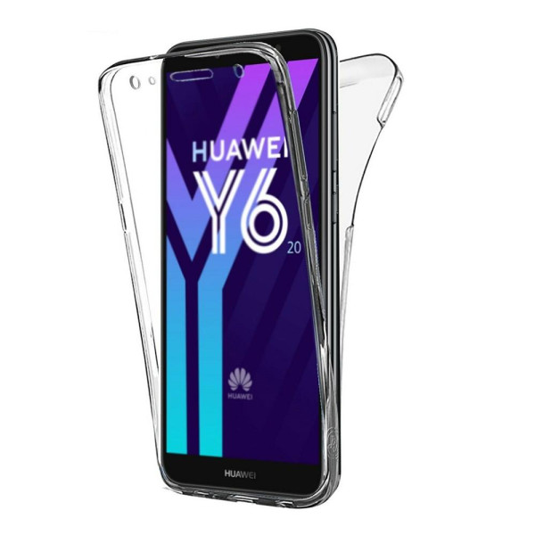 360 Gel Case Cover For Huawei Y6 2018