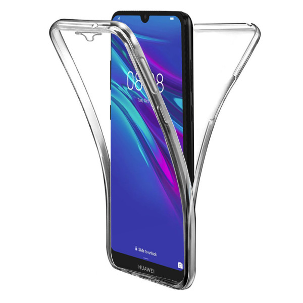 360 Gel Case Cover For Huawei Y6 2019