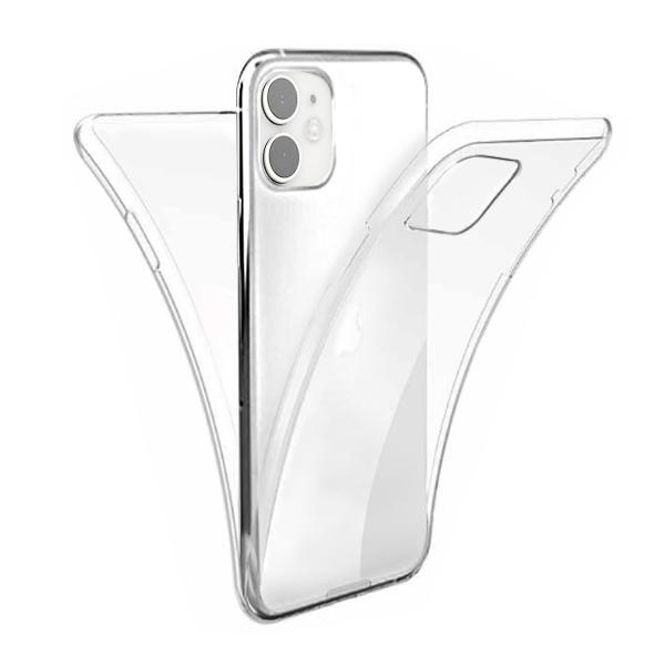 360 Gel Case Cover For iPhone 11