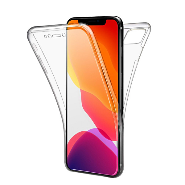 360 Gel Case Cover For iPhone 11 Pro Max