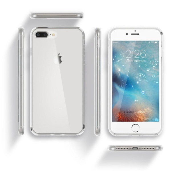 360 Gel Case Cover For iPhone 7 Plus