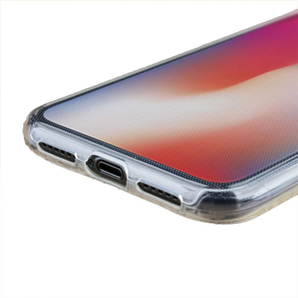 360 Gel Case Cover For iPhone X