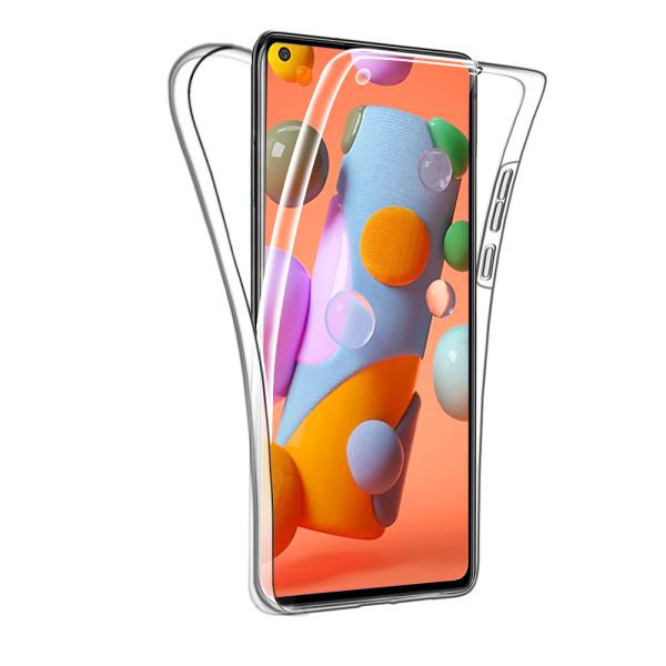 360 Gel Case Cover For Samsung Galaxy A11 SM-A115F