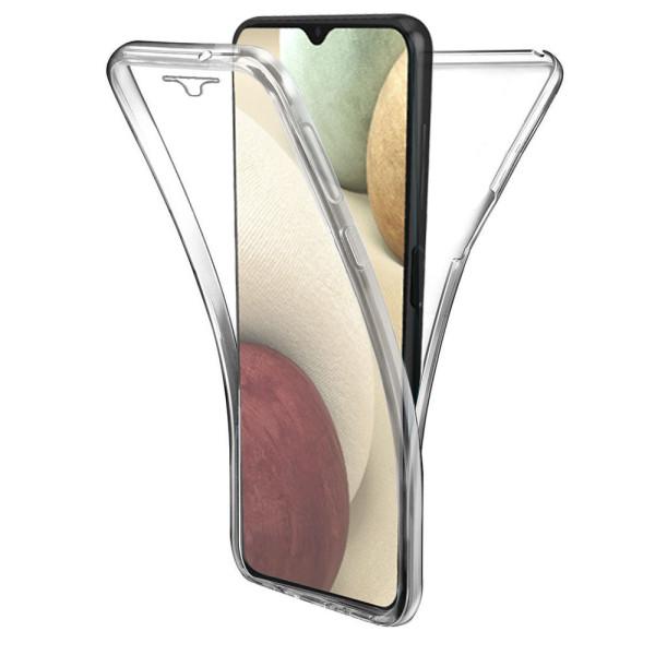 360 Gel Case Cover For Samsung Galaxy A12 SM-A125F