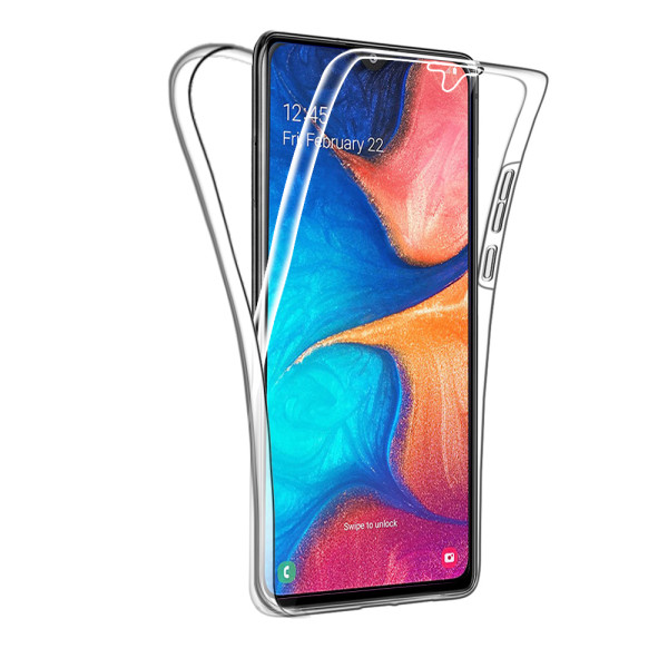 360 Gel Case Cover For Samsung Galaxy A20S