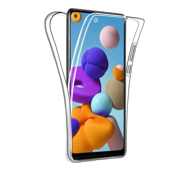 360 Gel Case Cover For Samsung Galaxy A21 SM-A215U