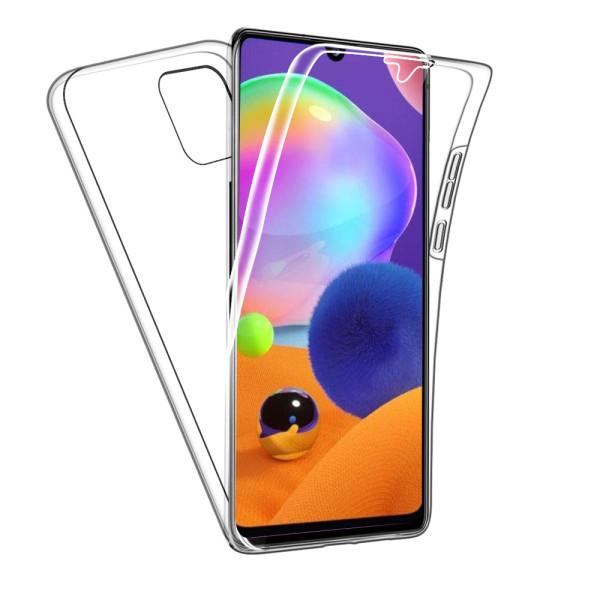 360 Gel Case Cover For Samsung Galaxy A31 SM-A315F