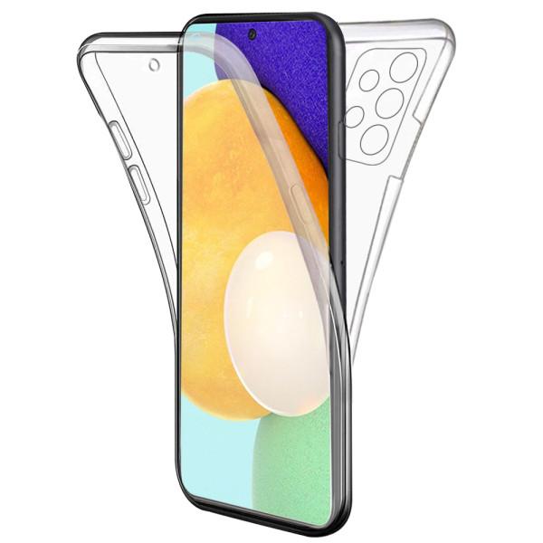 360 Gel Case Cover For Samsung Galaxy A52 5G SM-A526B