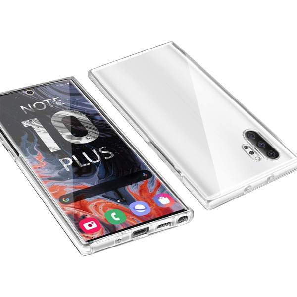 360 Gel Case Cover For Samsung Galaxy Note 10 Pro