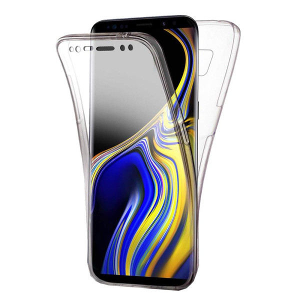 360 Gel Case Cover For Samsung Galaxy Note 9