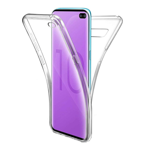 360 Gel Case Cover For Samsung Galaxy S10