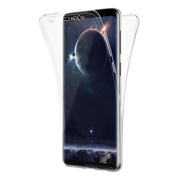 360 Gel Case Cover For Samsung Galaxy S9 Plus