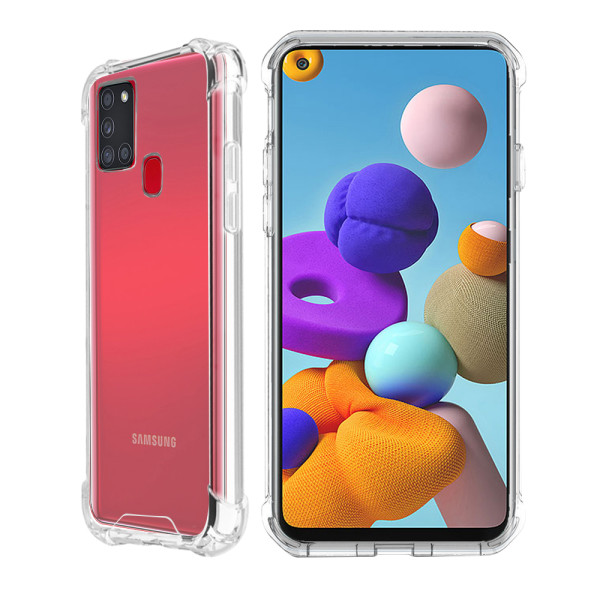 ANG Anti-Burst Case for Samsung Galaxy A21S SM-A217F