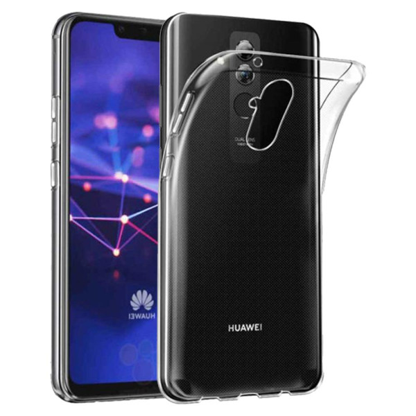 Clear Soft TPU Gel Protective Case for Huawei Mate...