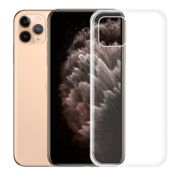 Clear Soft TPU Gel Protective Case for iPhone 11 Pro Max