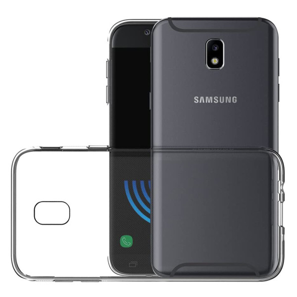 Clear Soft TPU Gel Protective Case For Samsung Galaxy J5