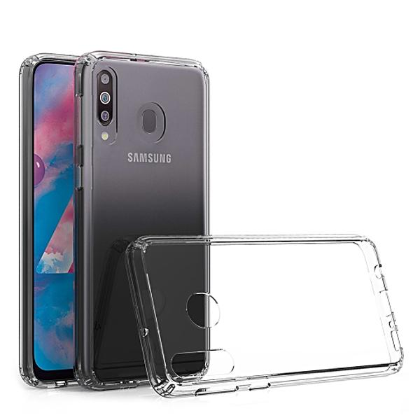 Clear Soft TPU Gel Protective Case For Samsung Galaxy M30S