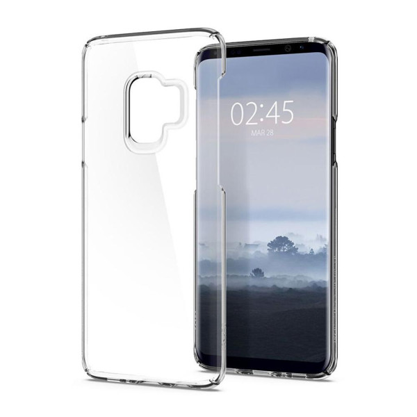Clear Soft TPU Gel Protective Case for Samsung Galaxy S9