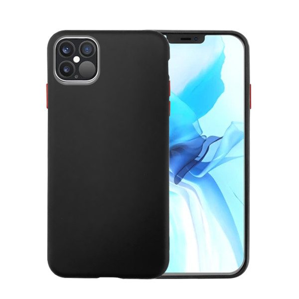 Compatible 2 in 1 Luxury Protective Case Cover For iPhone 12 Pro Max 6.7