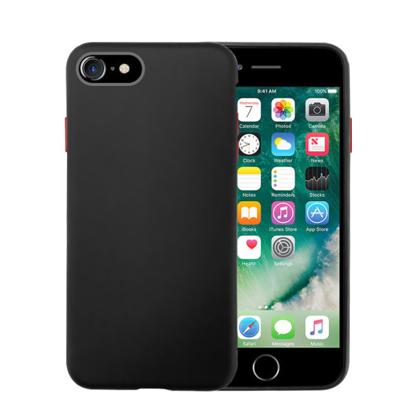 Compatible 2 in 1 Luxury Protective Case Cover For iPhone 7