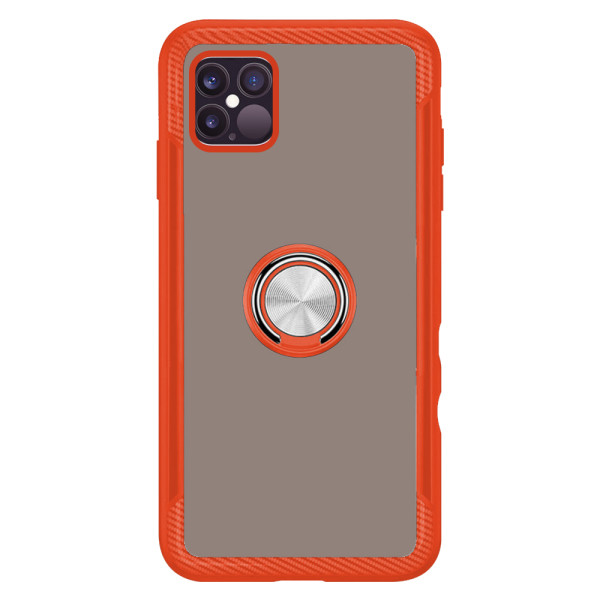 Compatible 2 in 1 Ring Protective Case For iPhone 12/12 Pro 6.1