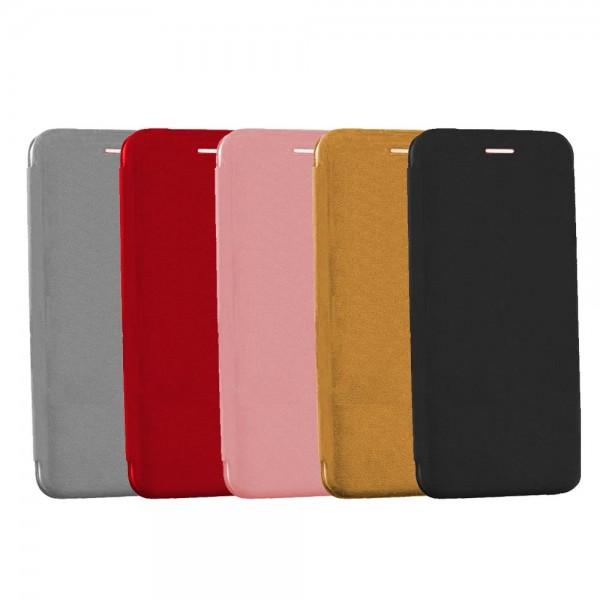 Compatible 360 Protective Flip Book Case For iPhone XR
