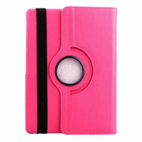 Compatible 360 Rotating Leather Case For Samsung Galaxy Tab A 10.1 SM-T580 2016