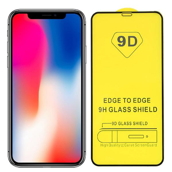 Compatible 9D Tempered Glass for iPhone X