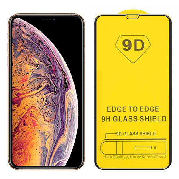 Compatible 9D Tempered Glass for iPhone XS Max