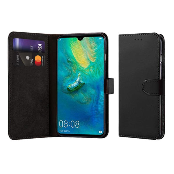 Compatible Book Case With Wallet Slot For Huawei M...