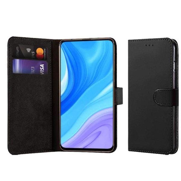 Compatible Book Case With Wallet Slot For Huawei P Smart Pro 2019