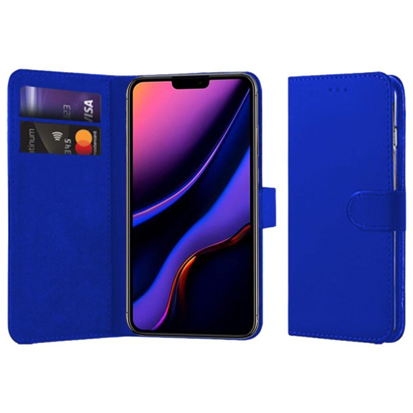 Compatible Book Case With Wallet Slot For iPhone 11 6.1