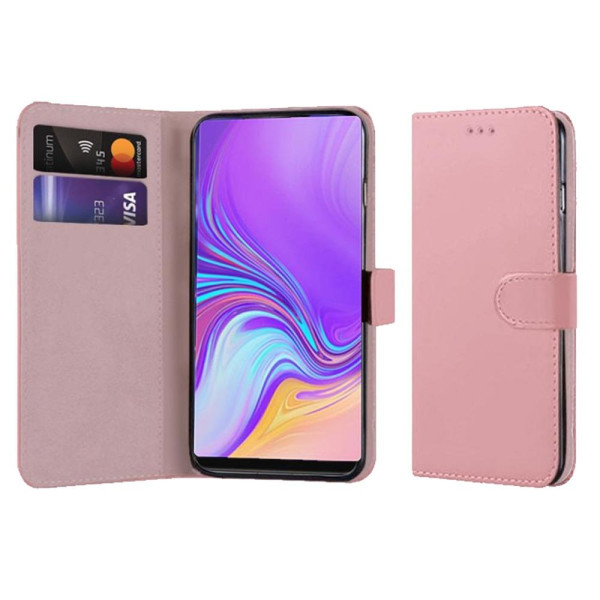 Compatible Book Case With Wallet Slot For Samsung A9 2018