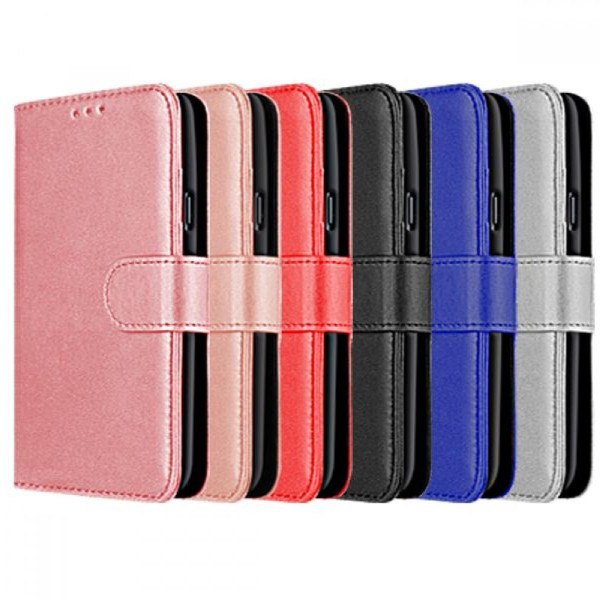 Compatible Book Case With Wallet Slot For Samsung Galaxy A12 SM-A125F