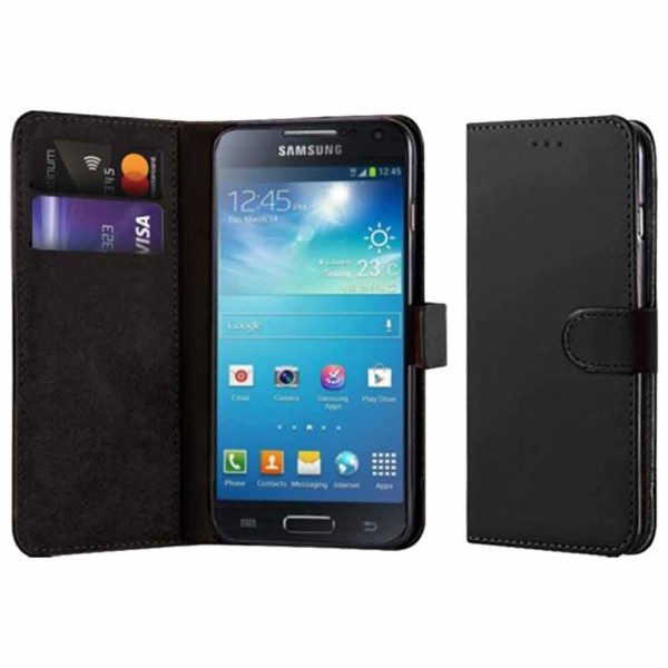 Compatible Book Case With Wallet Slot For Samsung Galaxy A3 Sm-A300