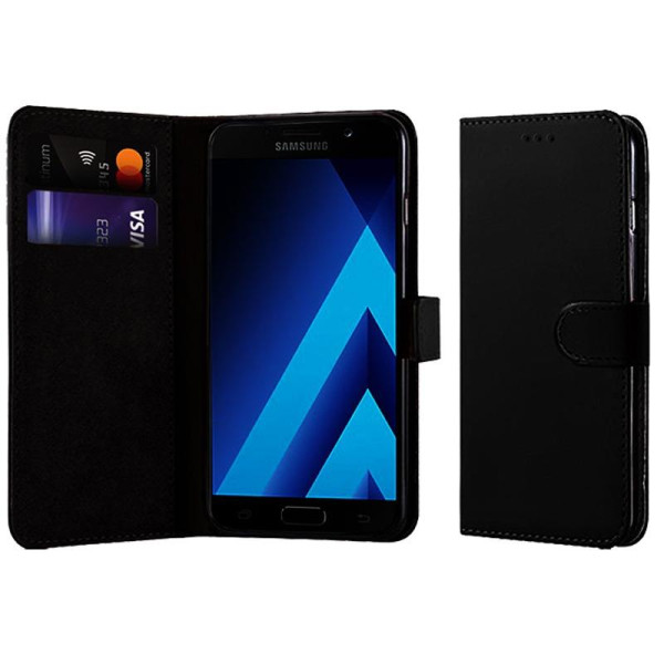 Compatible Book Case With Wallet Slot For Samsung Galaxy A5 2017