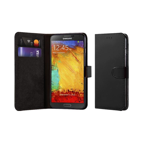 Compatible Book Case With Wallet Slot For Samsung Galaxy A5 SM-A500