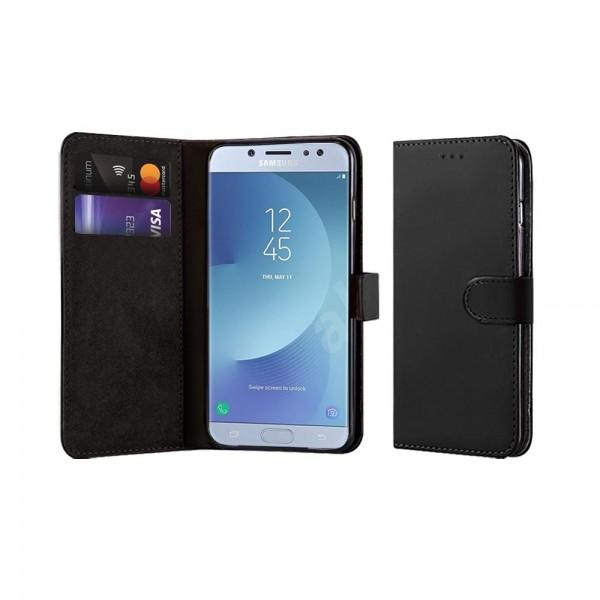 Compatible Book Case With Wallet Slot For Samsung Galaxy J5 2017