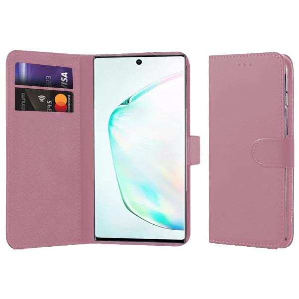 Compatible Book Case With Wallet Slot For Samsung Galaxy Note 10