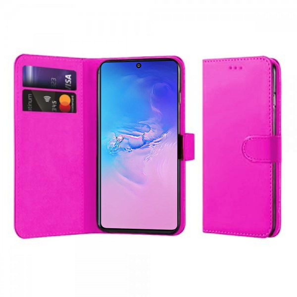 Compatible Book Case With Wallet Slot For Samsung Galaxy S10 Lite SM-G770F