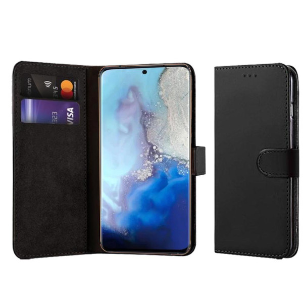 Compatible Book Case With Wallet Slot For Samsung Galaxy S11E