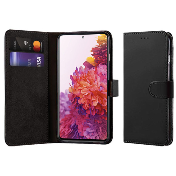 Compatible Book Case With Wallet Slot For Samsung Galaxy S20 FE 5G