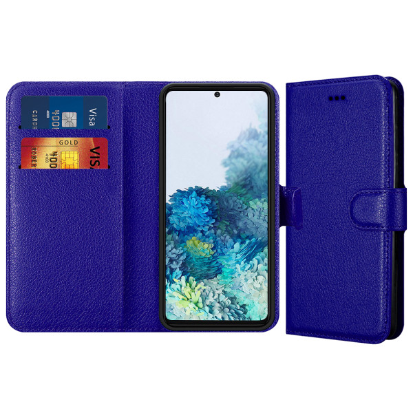 Compatible Book Case With Wallet Slot For Samsung Galaxy S20 Ultra SM-G988B