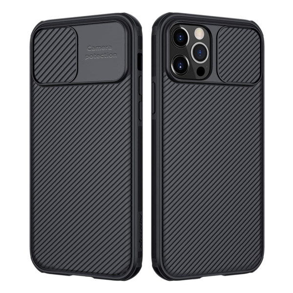 Compatible Camera Flip Protective Case for iPhone 12/12 Pro 6.1