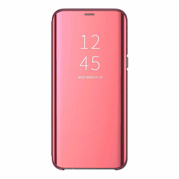 Compatible Clear View Stand Case for Huawei P30 Lite