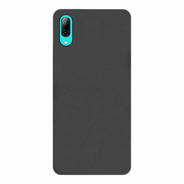 Compatible Cross Pattern Case For Huawei P Smart 2019